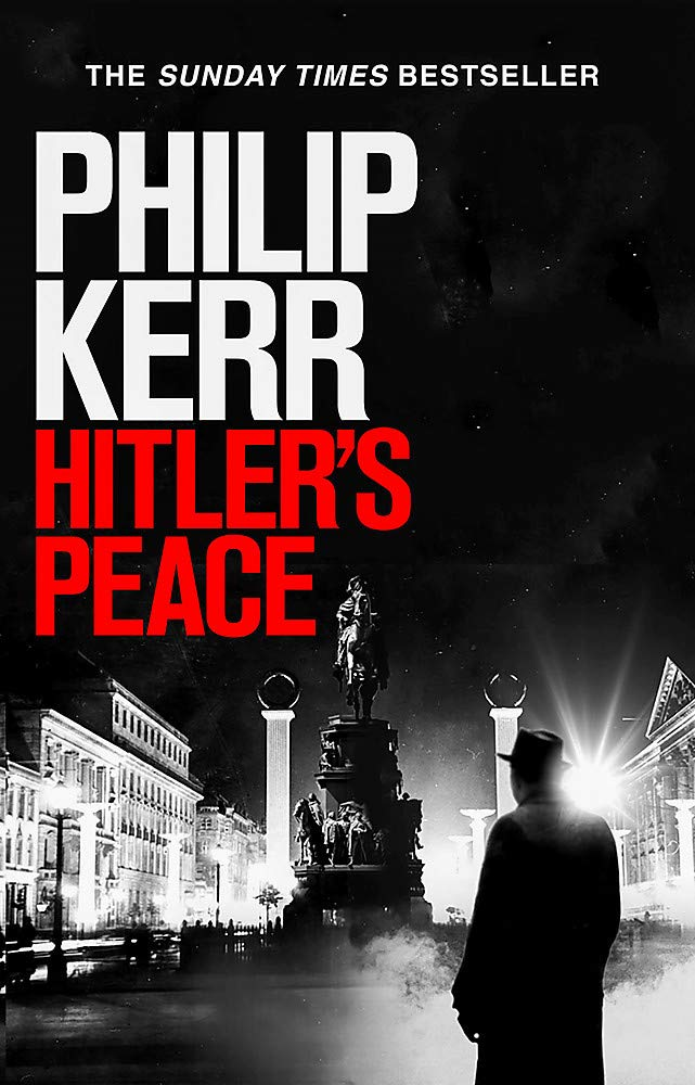 Hitler's Peace: gripping alternative history thriller from a